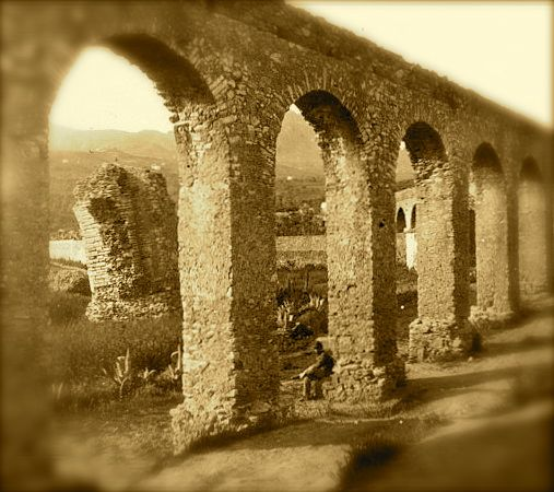Aqueduct in Palermo_by Notre Dame Architecture