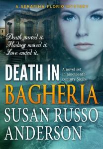 Death In Bagheria: A Serafina Florio Mystery