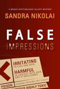 False Impressions_Cover_SusanRA's Blog
