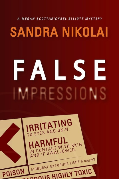 False Impressions_Cover_SusanRA's Blog